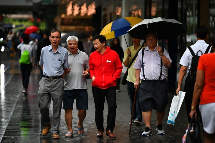 Monsoon surges occur when a sudden increase in wind speed causes the cold air to surge southwards into the South China Sea.