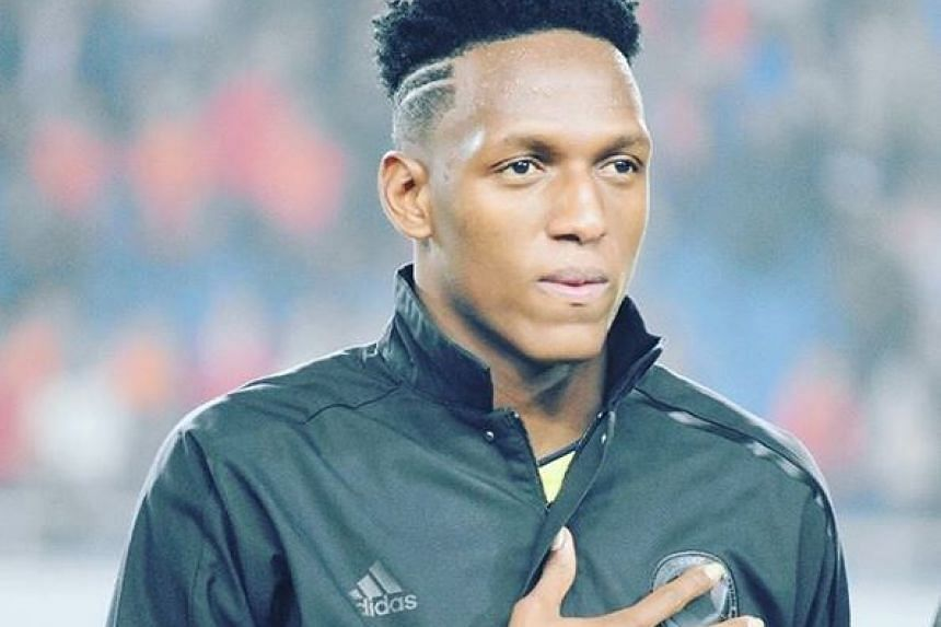 Centre-back Yerry Mina has made 33 appearances for Brazilian side Palmeiras over the last two seasons, helping them win the league title in 2016.