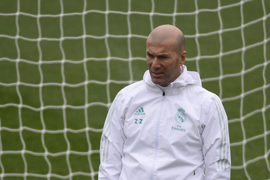 Real Madrid manager Zinedine Zidane was slammed in the Spanish media after the 0-3 loss at home to Barcelona in December, and there was no let-up after Jan 7's 2-2 draw with Celta Vigo or Jan 10's 2-2 draw with second-tier Numancia in the King's Cup.