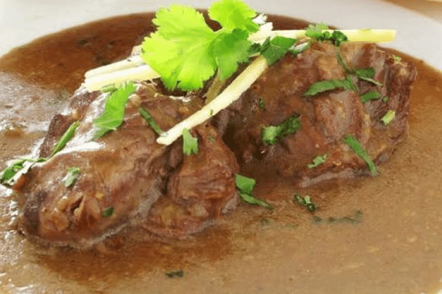 Nihari is considered a heavy dish to digest, hence it is best eaten early in the morning so the entire day is available to the body for digestion. For this reason, the dish was christened nihari, a derivation of the Arab word nihar, meaning early mor