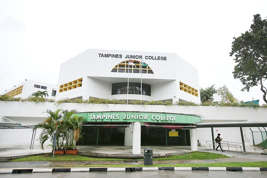 Tampines Junior College will merge with Meridian JC to form Tampines Meridian JC next year. Each JC's history will be documented and preserved at a heritage space in the merged JC's building.
