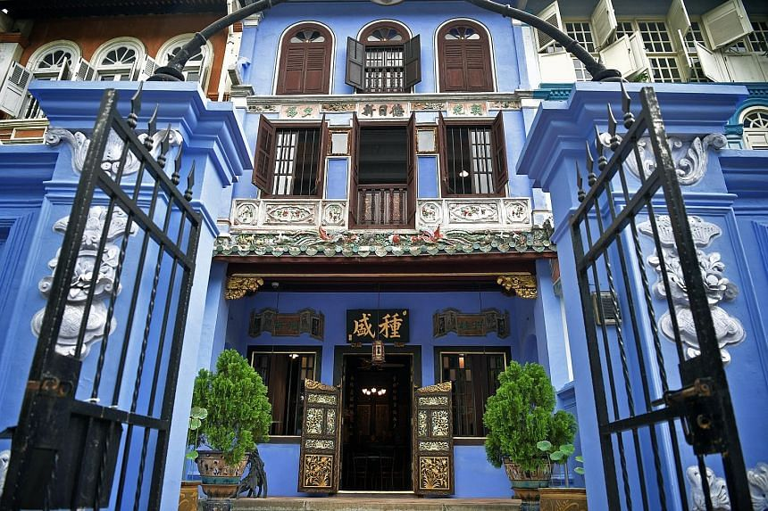 Get a glimpse of life in an early 20th-century Peranakan home on a tour of the NUS Baba House in Neil Road.