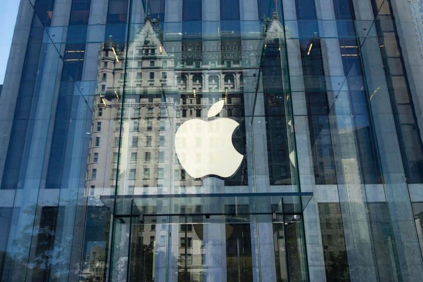 To avoid paying 15.5 per cent on the higher of those two figures, Apple could distribute some of its cash through dividends or other means.