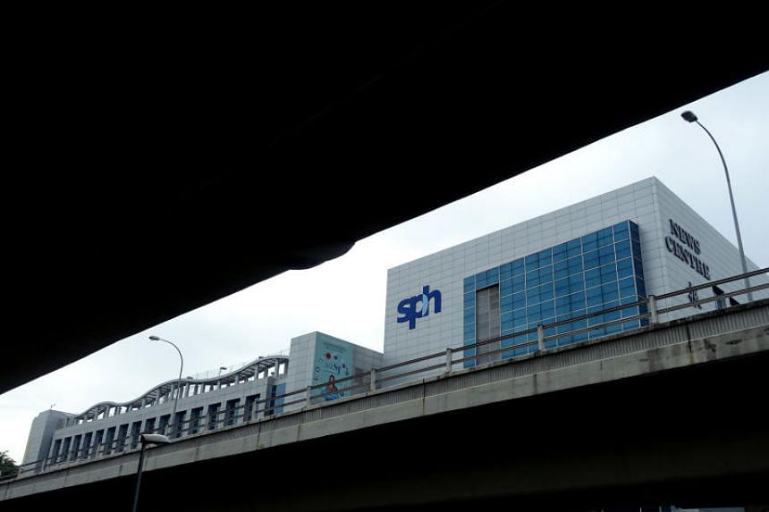 SPH chief executive officer Ng Yat Chung said in a statement that the company will roll out new products to deal with the disruption in the core media business.