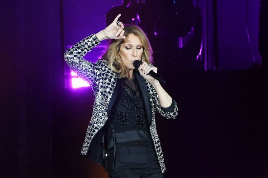 Celine Dion will perform at Marina Bay Sands (MBS) on July 3 and 4.