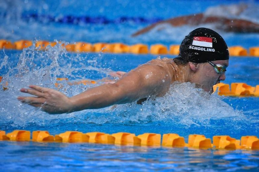 Joseph Schooling said the move will allow him to concentrate fully on the Asian Games in Jakarta.