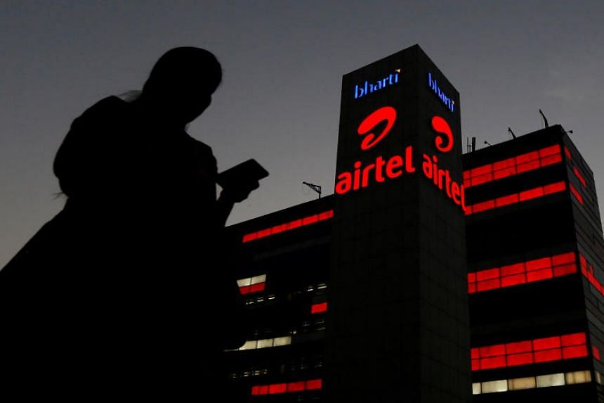 The Bharti Airtel office building in Gurugram, previously known as Gurgaon, on the outskirts of New Delhi, India on April 21, 2016.