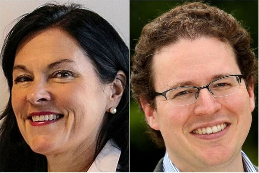 The panellists will include Ms Kristina Kaihari (left), counsellor of education at the Finnish National Agency for Education, and Mr Ben Nelson, founder and chief executive officer of Minerva.