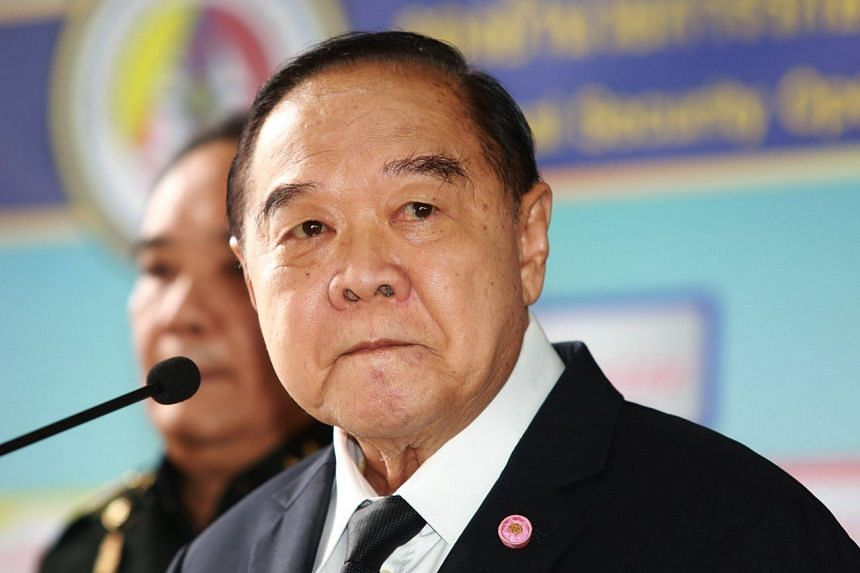 Thailand's Deputy Prime Minister Prawit Wongsuwan has warned officials they risked facing malfeasance charges if they do not hunt down fugitive former Prime Minister Yingluck Shinawatra.