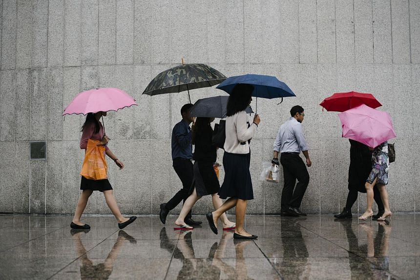 Singapore normally experiences wetter and cooler conditions during La Nina events, especially during the Southwest Monsoon period (June - September), including October.