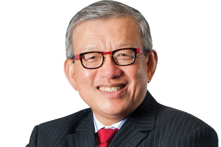 SBF's Mr Ho clarified earlier comments made, saying he was sharing feedback from some companies.