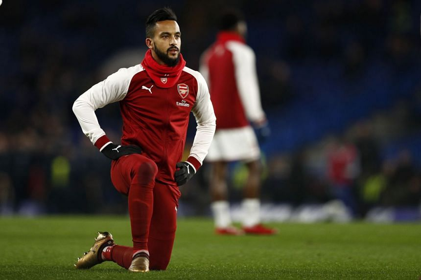 Talks have opened with the Gunners over a potential £20 million (S$36 million) deal for England forward Theo Walcott, who has just 18 months remaining on his contract.