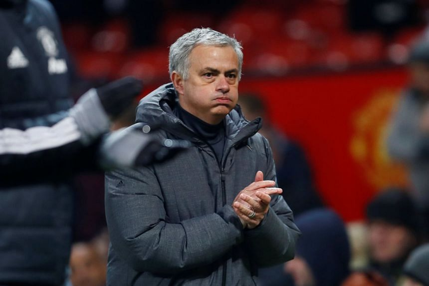 Mourinho (above) has traded bitter insults with his Chelsea counterpart over the past two weeks.