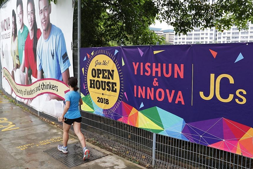 Junior colleges are better for those who enjoy academic learning. Eight JCs, including Yishun and Innova JCs, will be merging, but that does not mean a smaller JC intake.