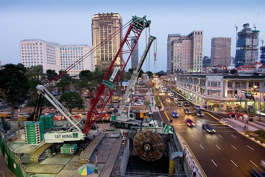 Privatising crane supplier Tat Hong will yield more managerial flexibility and allow a better use of resources, says THSC Investments.