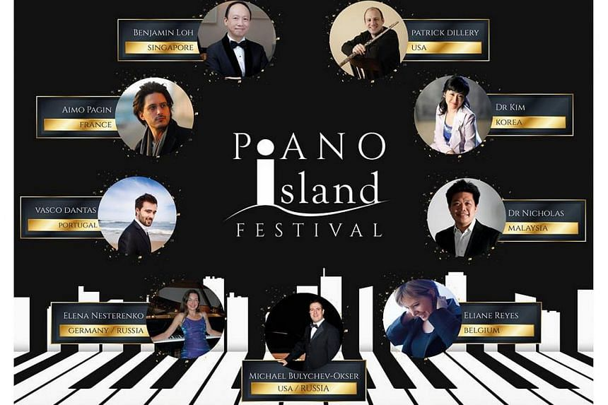 The week-long event included a competition for youth, masterclasses, as well as lectures and piano recitals by members of its international faculty.