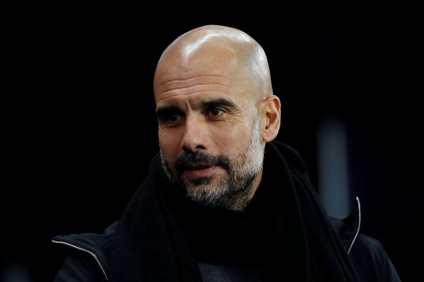 """""""If you want to win titles, you have to win this kind of games,""""  Manchester City's manager Pep Guardiola said."""