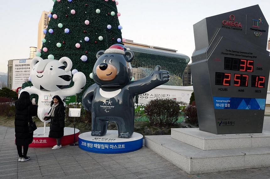 North Korea also wanted to also propose another date for working-level talks about its participation in the Winter Olympics.