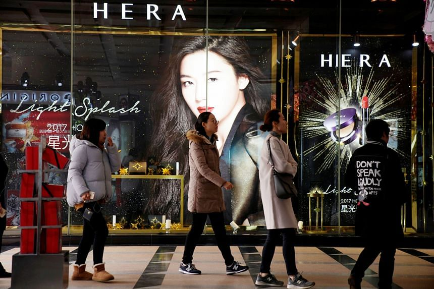 Shoppers in China are expected to spend $7.7 trillion this year, a spectacular rise from a decade ago, when they splashed out just a quarter of what their American counterparts spent.