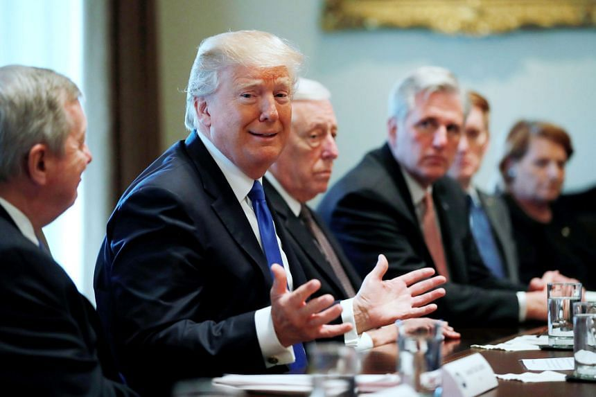 "During the meeting with lawmakers about immigration reform, US President Donald Trump had allegedly asked ""why do we want people from Haiti here"", and if Haitians could be left out of the proposed deal. Lawmakers have slammed the US leader for his re"