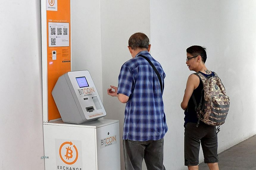 "You may buy, sell or transfer virtual currencies through an online platform or through dedicated self-service kiosks. There are also apps that let you store your virtual currencies in a digital ""wallet"", and you may spend your virtual currencies at p"