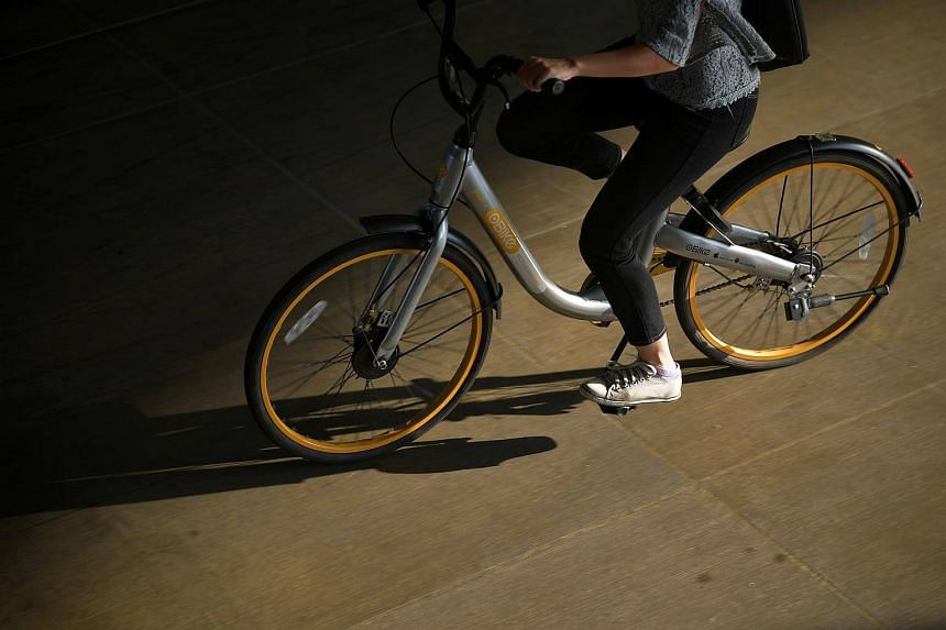 oBike Flash is available on oBike's mobile app and allows users to deliver small items between any two points in Singapore, within two hours.