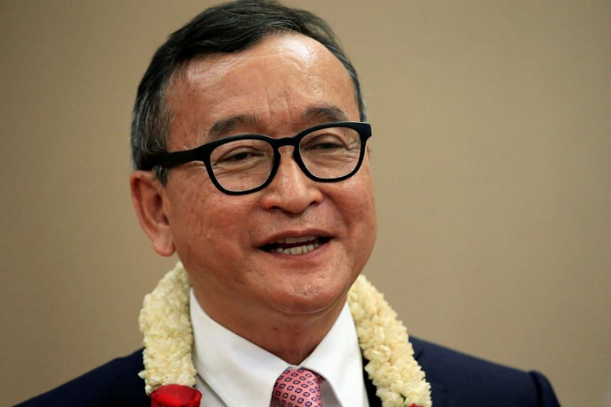 Former Cambodia National Rescue Party leader Sam Rainsy said that the Cambodia National Rescue Movement, launched on Jan 13, would provide a new structure that nobody can harm or dissolve.