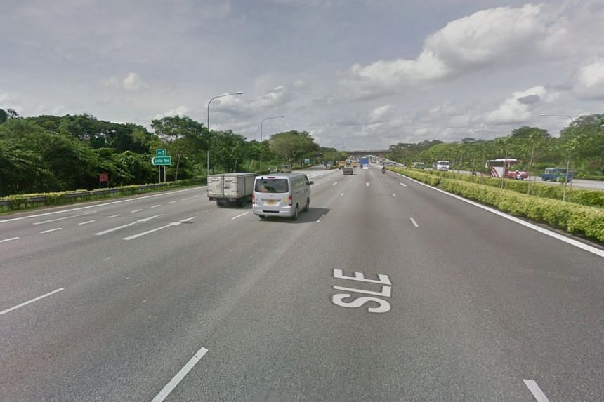 A 78-year-old man was killed in an accident on the Seletar Expressway towards the Central Expressway, near the Lentor Avenue exit, at around 2am on Jan 12.