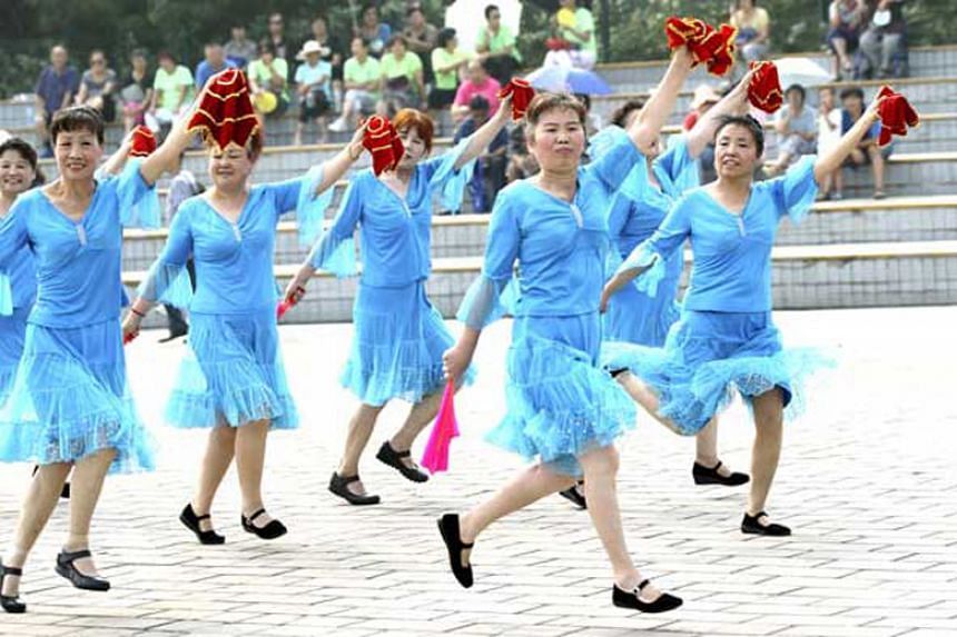 Square dancing is one of the most popular activities among China's elderly population, but it has often caused controversy because of its loud music and use of public spaces.