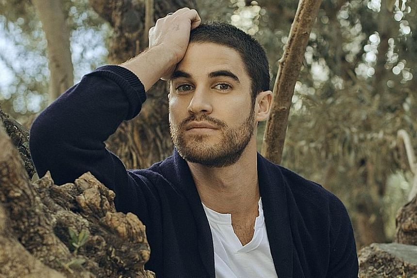 Darren Criss relished his role in The Assassination Of Gianni Versace: American Crime Story, a nine-episode series.
