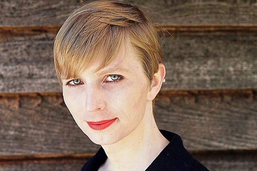 Ms Chelsea Manning was sentenced to 35 years in prison for leaking US government secrets.