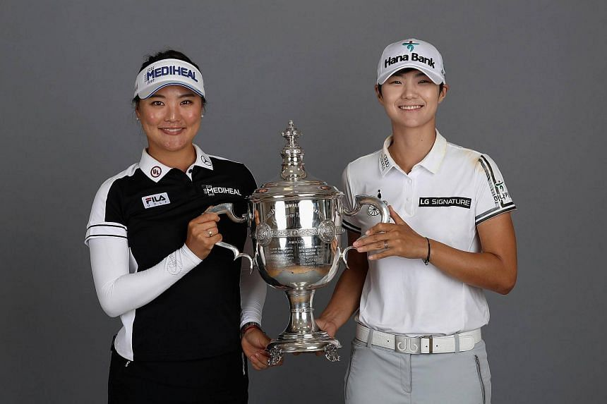 South Korean stars Ryu So Yeon and Park Sung Hyun, who shared the 2017 LPGA player of the year gong, will spearhead the star-studded line-up at the New Tanjong Course.