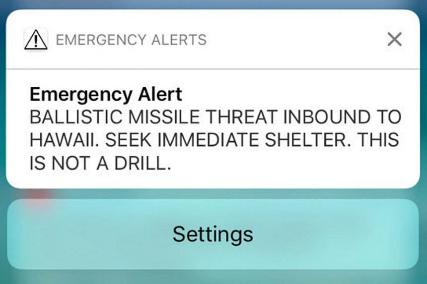 Human error and a lack of adequate fail-safe measures during a civil defence warning drill led to the false missile alert in Hawaii.