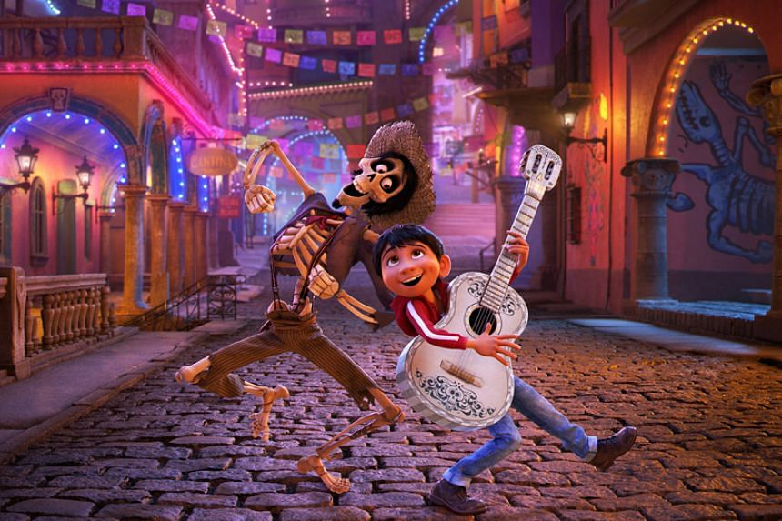 The success of Coco has triggered guitar sales in the small town of Paracho.
