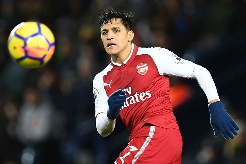 Sanchez joined Arsenal in 2014 and in 2016/17 scored 30 goals and made 17 assists, though his form has since dipped.
