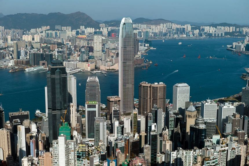 Hong Kong has yet to release a growth forecast for 2018 but the city's Chief Executive, Ms Carrie Lam, said in November that 2017's growth would exceed 3.5 per cent.
