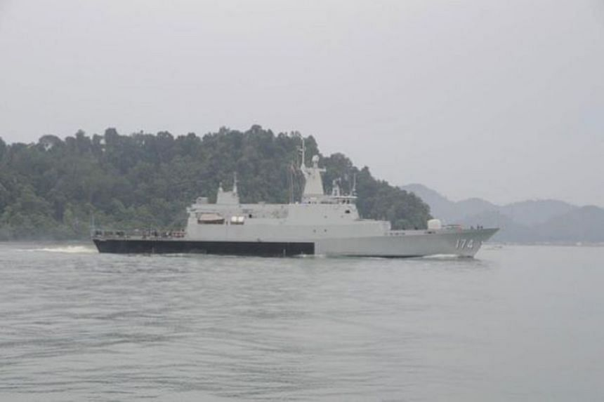 Tioman assemblyman Mohd Johari Hussain said Navy ship KD Terengganu is expected to arrive on the island at 10pm on Jan 15.