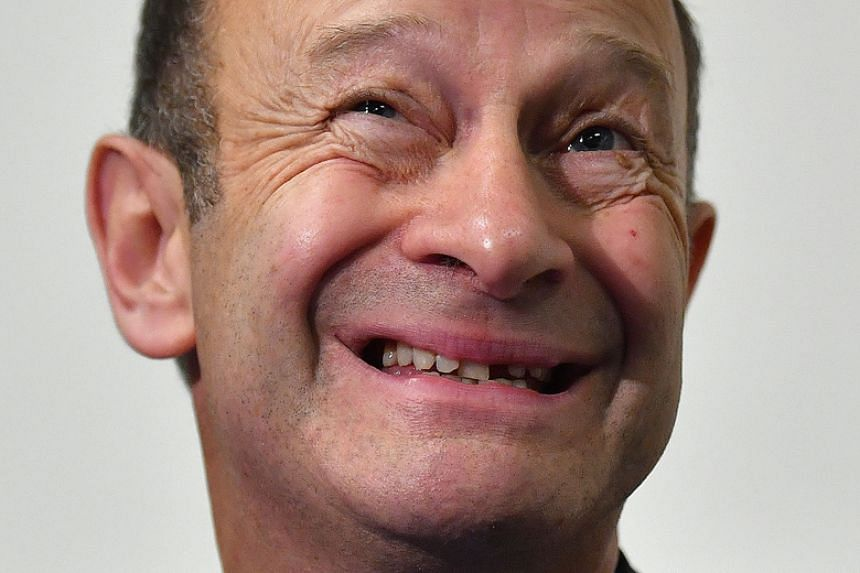 """UK Independence Party leader Henry Bolton said he had ended his relationship with model Jo Marney after the """"appalling"""" text messages she sent to a friend were published."""