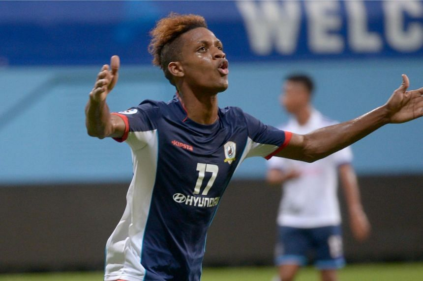 Tampines Rovers player Jordan Webb will not be playing in the Asian Champions League qualifier because of an ankle injury.