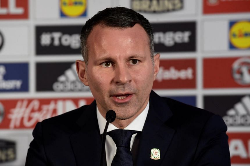 Ryan Giggs succeeds fellow former Wales international Chris Coleman, who bowed out after the national side failed to qualify for this year's World Cup Finals.