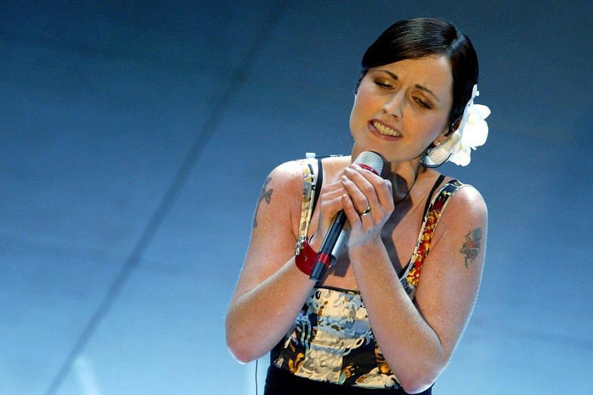 The Cranberries lead singer Dolores O'Riordan died in London, on Jan 15, 2017.