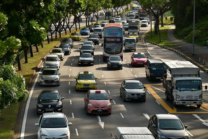 COE prices ended mostly lower in the round of bidding that ended on Jan 17.