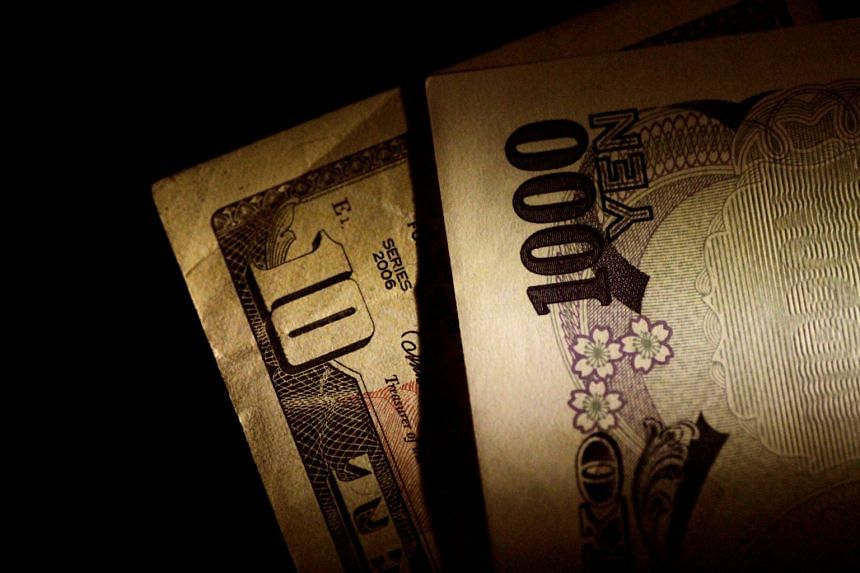 The Japanese yen's appreciation against the US dollar stopped on Jan 16, 2018, which has brightened sentiment.