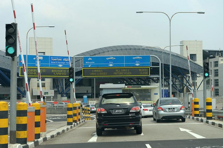 Malaysian Prime Minister Najib Razak said he thinks there is a need to look into reviewing the toll at the Tuas Second Link.