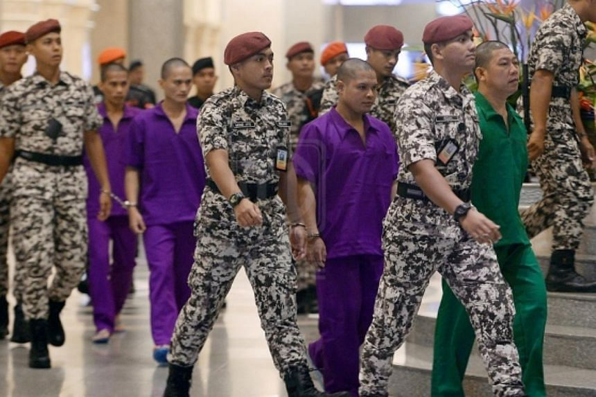 The Appeals Court had sentenced nine Filipinos in the 2013 Lahad Datu intrusion case to death for waging war against Yang Di Pertuan Agong.