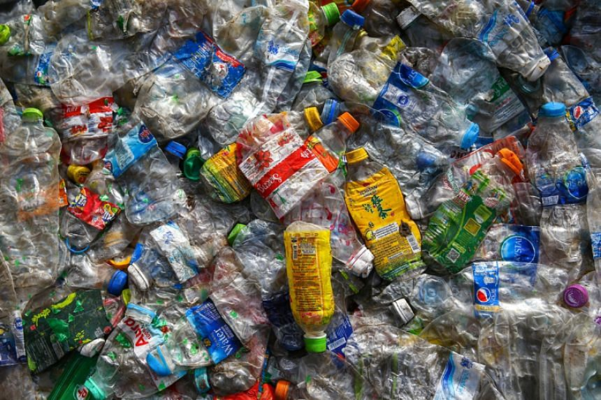 Before its decision to ban imports of plastic waste from the start of 2018, China was the world's dominant importer of such waste.