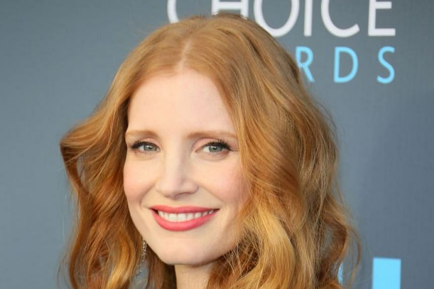ACTRESS JESSICA CHASTAIN