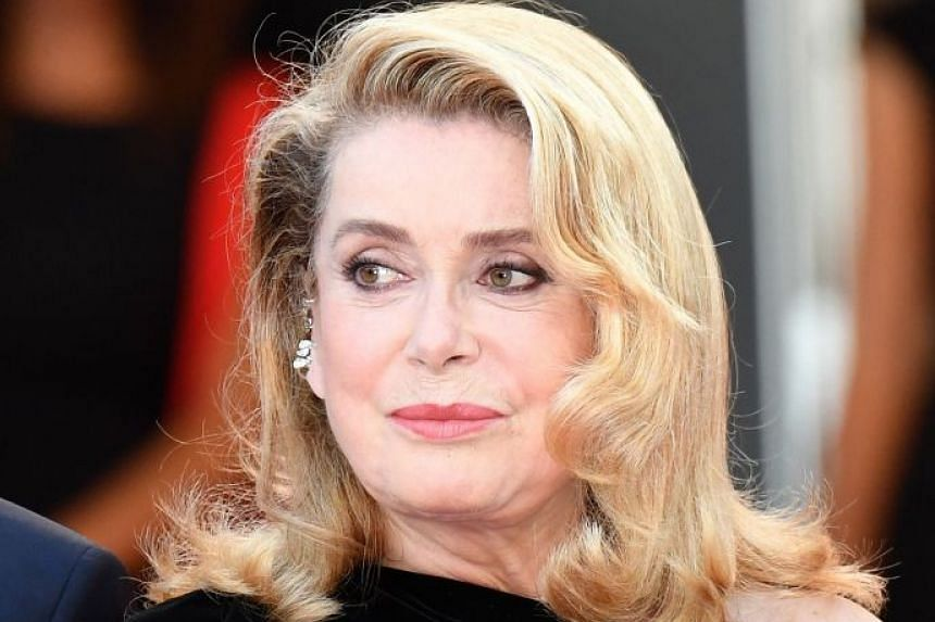 Actress Catherine Deneuve signed a controversial letter attacking the #MeToo campaign.