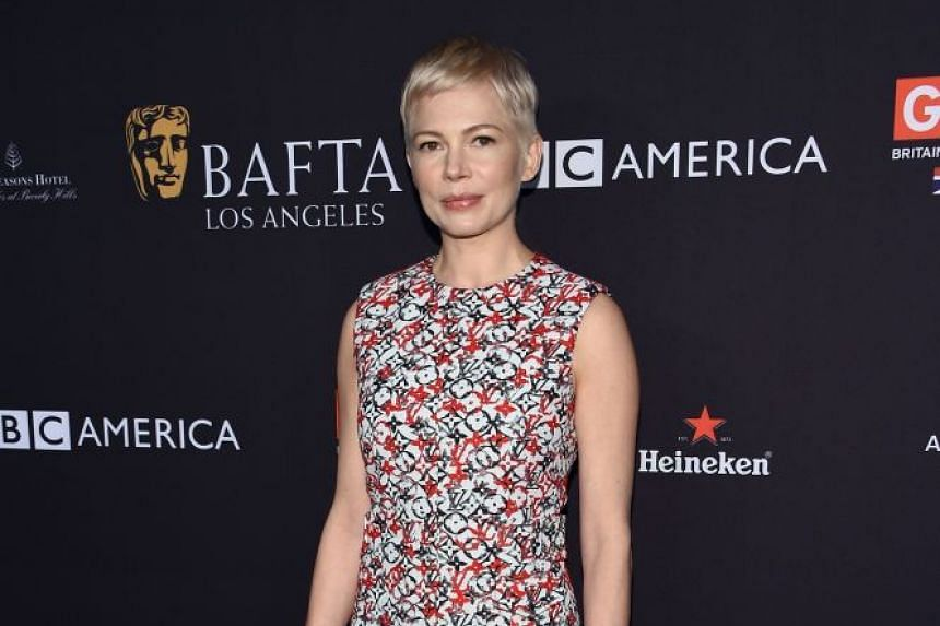 Actress Michelle Williams had received a per diem of $106 for 10 days of work while co-star Mark Wahlberg negotiated a fee of $2 million.