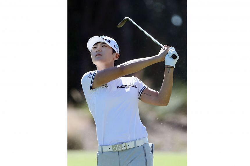 South Korea's world No. 2 Park Sung Hyun, who won the 2017 US Open, was the first LPGA Tour rookie to top the world rankings, albeit for a brief one week, last year.